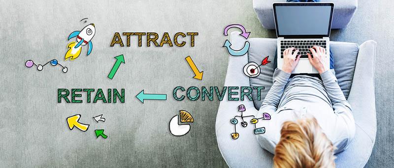 generar conversiones en su pagina web
