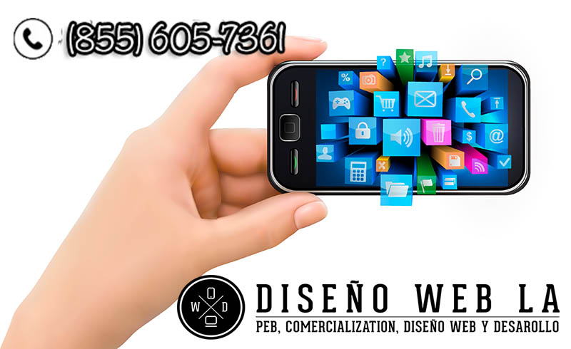 tenga un sitio web adaptable a dispositivos moviles