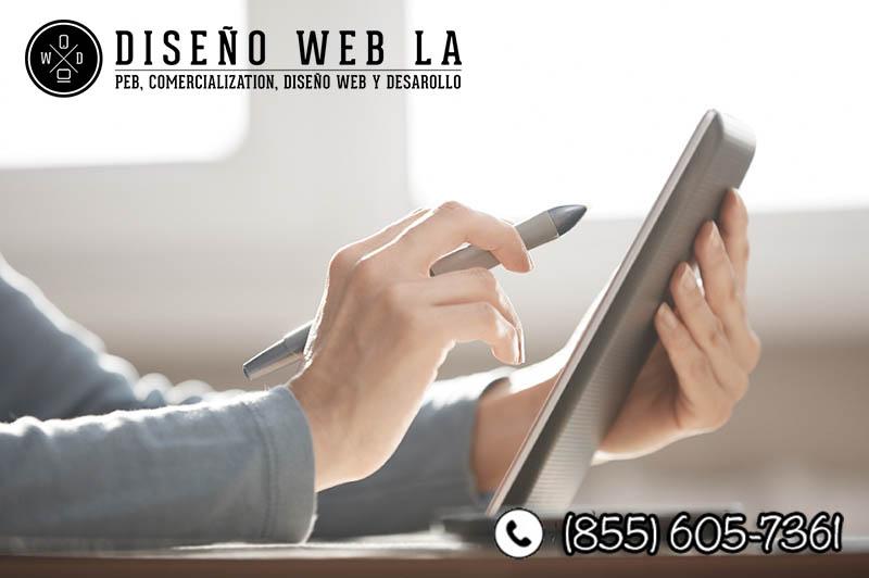 agencia de diseno web profesional