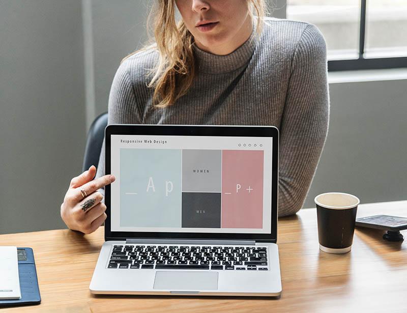 Diseño Web Moderno en 2019