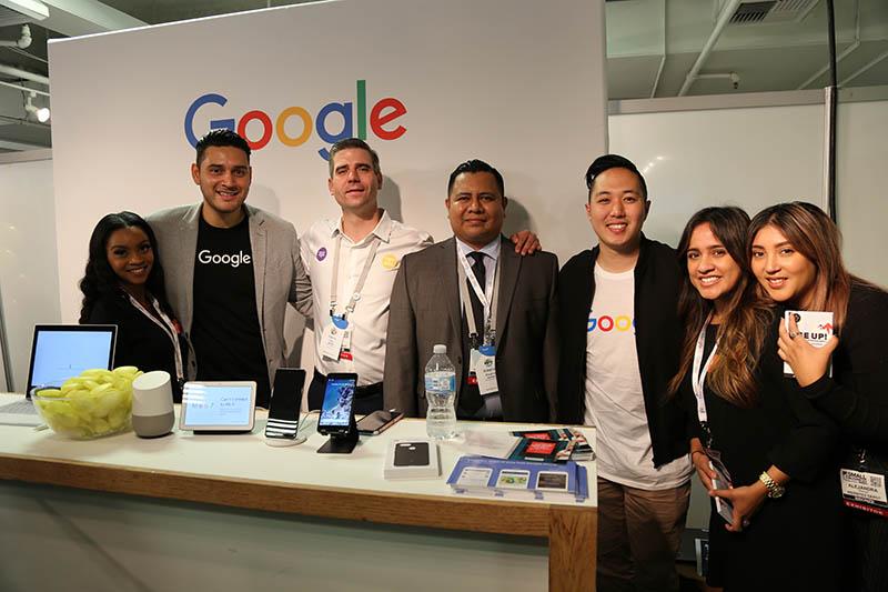 una agencia digital socios google