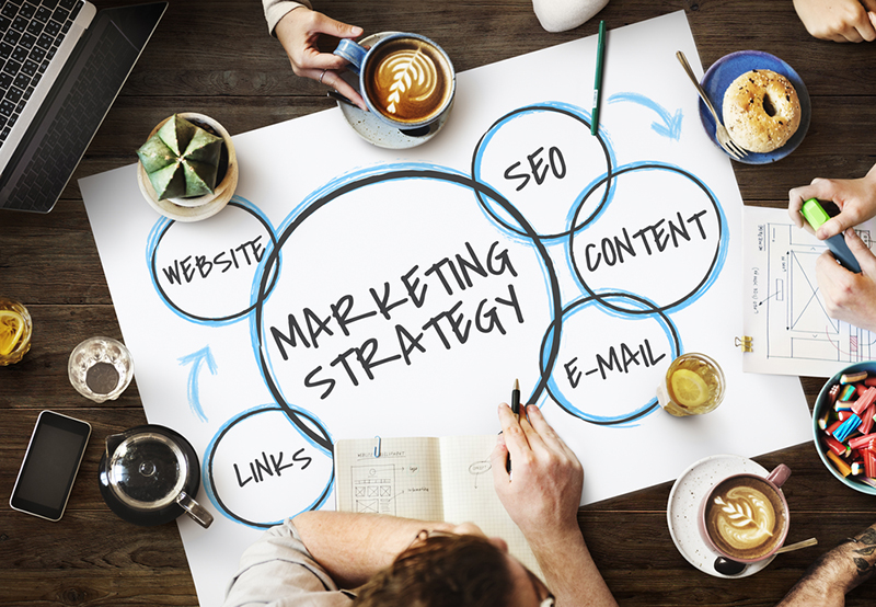 Estrategia de Marketing en Línea
