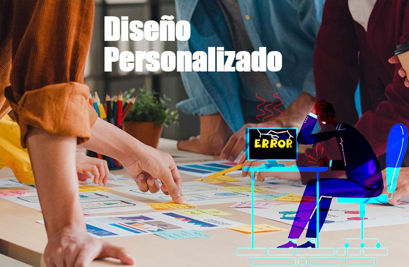 diseño personalizado