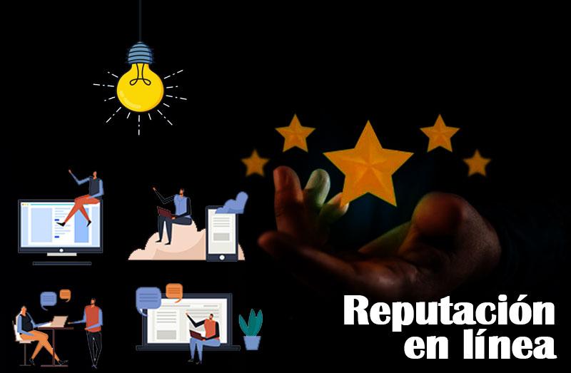 reputación en línea